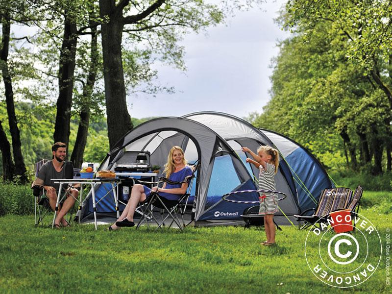 Campingtelte til mange formål