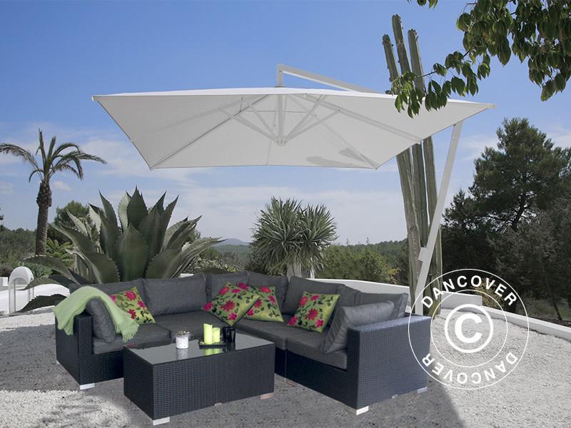 Havemøbler i form af loungesæt