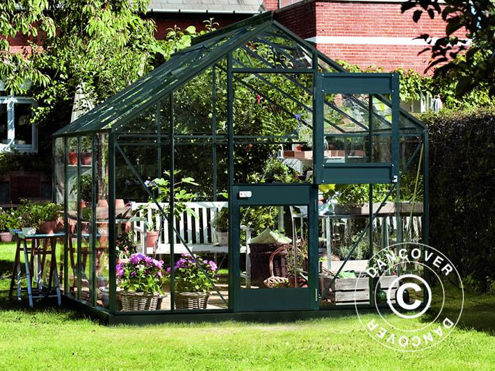 Drivhuse til haven